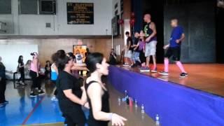 Energ-E Dance Fitness Metela Sacala Bounce