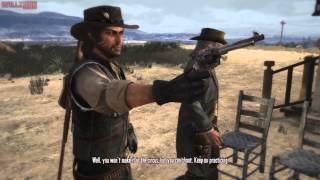 Red Dead Redemption - Mission #26 - The Gunslinger's Tragedy