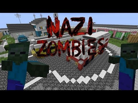 Nuketown Zombies Minecraft Let s Play