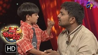 Venky Monkies Performance | Extra Jabardsth | 12th May 2017 | ETV  Telugu