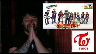 Weekly Idol EP.228 Twice Dance Battle Cut Reaction