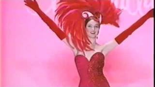 Waking Up In Vegas Red Dress - Katy Perry Video - Bob Mackie Fashion Show