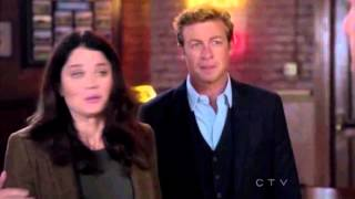 [The Mentalist] Jane and Lisbon ~ Everytime We Touch