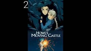 أفضل 5 افلام انمى top 5 anime movies