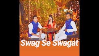 Swag Se Swagat Dance Performance