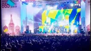 Sergey Lazarev - Take it off (Москва. День города)