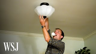 Smart Lights Can Offer Both Perks and Hassles for Your Home | WSJ