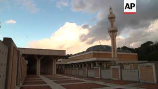 Rome's Grand Mosque meeting point for faithful