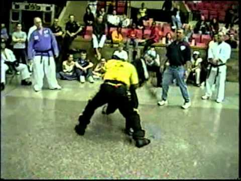 Kung Fu 1 vs  Todd Humes XXX 2002 Land of Legend