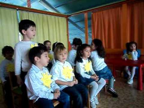 Düş Bahçesi Anaokulu Gökkuşağı Sınıfı Güneş Tiyatrosu.AVI
