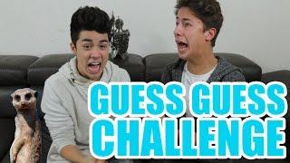 GUESS GUESS CHALLENGE ft. Mario Bautista / Juanpa Zurita