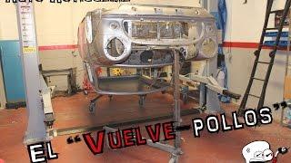 Auto Rotisserie - Estructura para girar la carrocería | (En español)