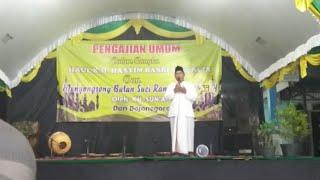 Menyongsong Ramadhan 1439 H - Ceramah KH. Sun