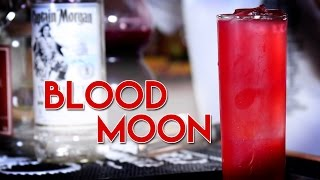 Blood Moon Cocktail - Red & Juicy Extended Edition