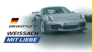 From Weissach with love | DRIVESTYLE Ep.5