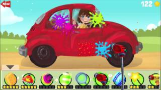 Amazing Car Wash - New Google Play Kids and Family Role Playing Game
