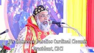 ICYM - National Youth Convention 2017 Homily by H. E. Baselios Cardinal Cleemis