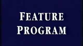 Feature Program 1997