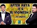 After Arya It's RJ Vignesh ? | TV Potti with Kovai Brothers | Black Sheep