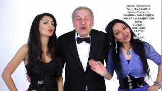 Man Ghorboonesh-TapeshTV Network Official Norouz 1391 Music Video