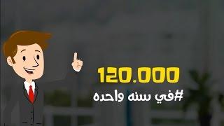 أرباح سنويه 120 الف جنيه  من مشروع رأس ماله 20 الف جنيه بس