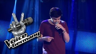 Stressed Out - Twenty One Pilots | Fabian Blesin Cover | The Voice of Germany 2016 | Blind Audition