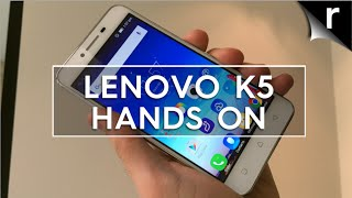 Lenovo K5 Hands-On UK Review: Best budget blower of 2016?