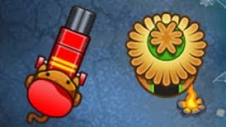 Dartling + Village + Engineer Strategy - This Strategy Is Disgusting (Bloons TD Battles)