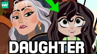 Daughter of Mother Gothel Revealed! | Discovering Tangled The Series