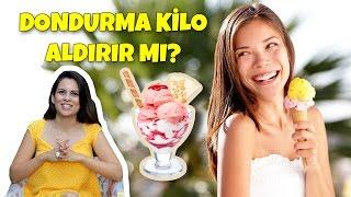 Dondurma Kilo Aldırır mı? | En Masum Tatlı Dondurma!