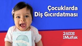 Çocuklarda Diş Gıcırdatması Neden Olur? Harita Dil Nedir? #10 | Bebek Gelişimi ve Bebek Sağlığı
