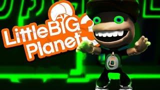 JACKSEPTICEYE LEVELS | Little Big Planet 3 #5