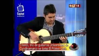 TIENTO trio Canal Capital en vivo 2012.wmv