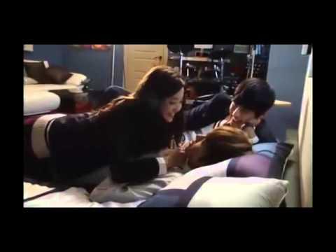 Behind The Scene Hot Korean Drama Kiss Love Monstar
