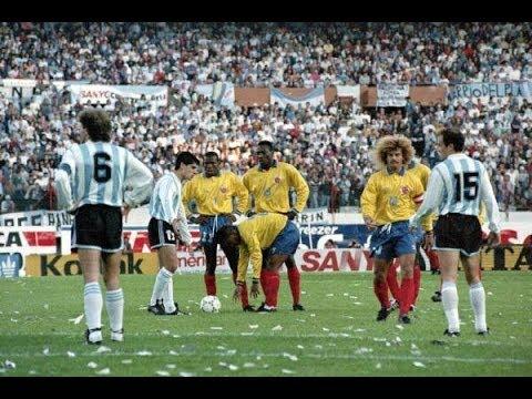 Xxx Mp4 Eliminatorias USA 94 Argentina 0x5 Colombia Narración Argentina 05 09 1993 COMPLETO 3gp Sex