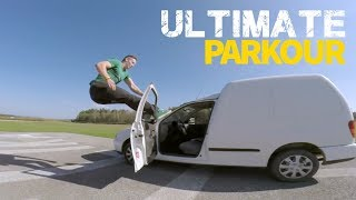 Extreme Parkour Compilation   Best of Parkour and Freerunning 2018