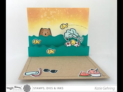 Xxx Mp4 Stay Cool Pop Up Card By Katie Gehring 3gp Sex