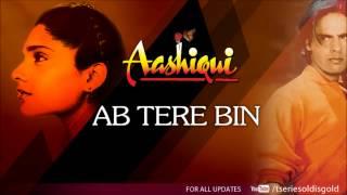 Ab Tere Bin Full Song (Audio) | Aashiqui | Rahul Roy, Anu Agarwal