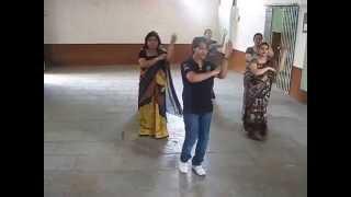 RAKESH SONI choreography of genda phool dance video