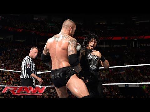 Xxx Mp4 Roman Reigns Vs Randy Orton Raw May 4 2015 3gp Sex