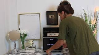 Yeni Arka Plan Dekorum | Oda Dekoru DIY