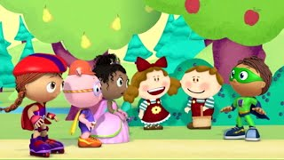 Super WHY! Full Episodes English ✳️  Hansel and Gretel: A Healthy Adventure✳️  SO1E46 (HD)