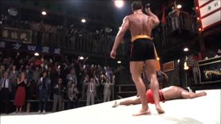 BLOODSPORT (1988) - Final Fight REDUX [Van Damme vs. Bolo Yeung] HD