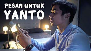 Pesan untuk Yanto