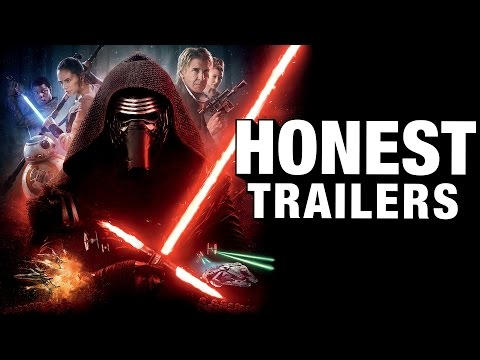 Honest Trailers Star Wars The Force Awakens