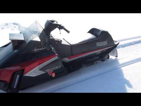 1983 Yamaha V MAX Snowmobile Illinois