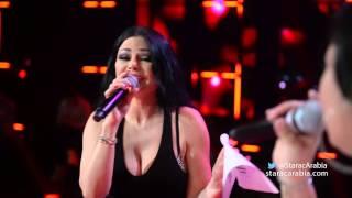 هيفا وهبي: انا في ستار اكاديمي للمرة العاشرة و3 مفاتيح للنجاح - Haifa Wehbe Star Academy 10