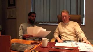 FRANK WARREN ASSAULTS KUGAN CASSIUS AFTER BEING ASKED CONTROVERSIAL QUESTION IN INTERVIEW