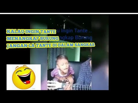 Xxx Mp4 Lucu 😂Burung Ini Tante Milik Pribadi Anak Kecil Nyanyi VideoBatakLucu Viral 3gp Sex
