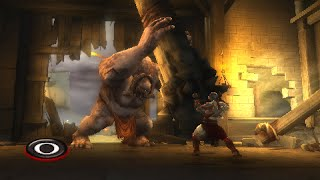 God of War Chains of Olympus: La pelicula en Español [PSP]
